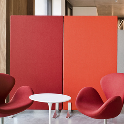 TP30 WOOL Panel | Space dividing systems | Rosso
