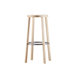 Blocco stool 8500-00 | Taburetes de bar | Plank