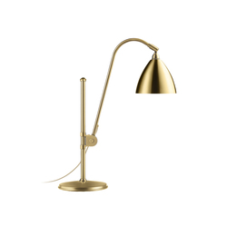 Bestlite BL1 Table lamp | All Brass | Arbeitsplatzleuchten | GUBI