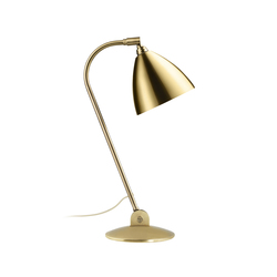 Bestlite BL2 Table lamp | All Brass | Arbeitsplatzleuchten | GUBI