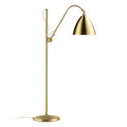 Bestlite BL3 M Floor lamp | All Brass | General lighting | GUBI
