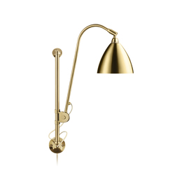 Bestlite BL5 Wall lamp | All Brass | Task lights | GUBI