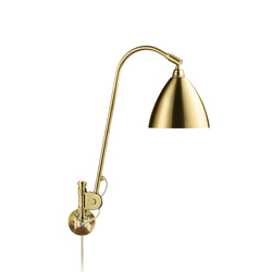Bestlite BL6 Wall lamp | All Brass | Task lights | GUBI