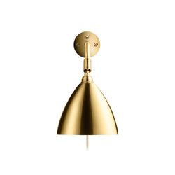 Bestlite BL7 Wall lamp HW | All Brass | Wandleuchten | GUBI