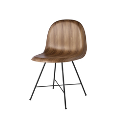 Gubi Chair – Center Base | Restaurant chairs | GUBI