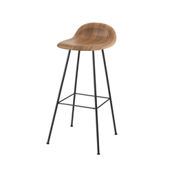 Gubi Stool – Center Base | Bar stools | GUBI