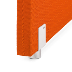 Team Binder Series | Supporting Foot | Partitions / Space dividers | Rosso