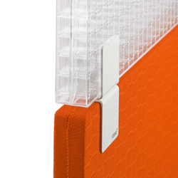 Team Binder Series | Dual Binder | Pareti divisorie | Rosso