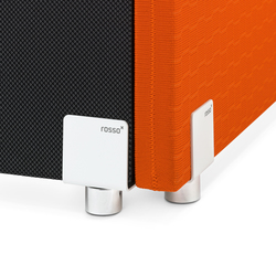 Team Binder Series | Corner Foot | Partitions / Space dividers | Rosso