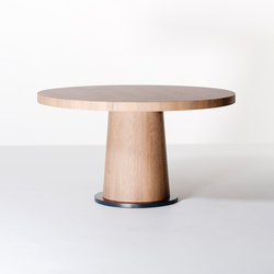 Kops dining table round | Dining tables | Van Rossum