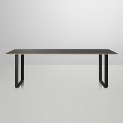 70/70 Dining Table | extra large | Canteen tables | Muuto