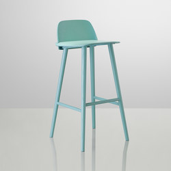Nerd Bar Stool | high | Tabourets de bar | Muuto