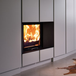 65S | Foyers fermés à bois | Austroflamm