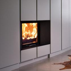 65S | Wood burner inserts | Austroflamm