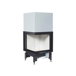 55x55S | Holz-Kamineinsätze | Austroflamm