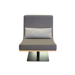 Unita Chair large | Lounge chairs | TABISSO