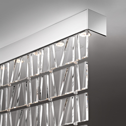 Tile D95 | General lighting | Fabbian