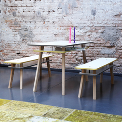 Twain - Table MPX | Dining tables | pliet