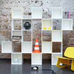 Chequer - Shelf | Shelving systems | pliet