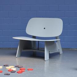 Lobbyist Lounger - Lounge Chair | Armchairs | pliet