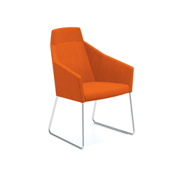 Parker III 2754/11 | Visitors chairs / Side chairs | Casala