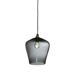 Glass Pendant Traditional | Éclairage général | Curiousa&Curiousa