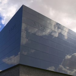 Sistem T Cromie Fassade | Fassadenbeispiele | Marazzi Group