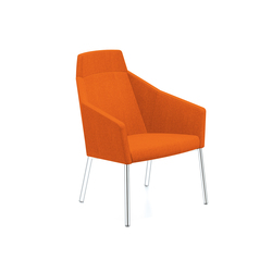 Parker III 4751/11 | Lounge chairs | Casala