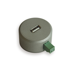 Puck | USB power sockets | Basalte