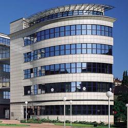 Sistem T Graniti facade | Facade design | Marazzi Group