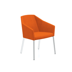Parker III 2751/10 | Visitors chairs / Side chairs | Casala