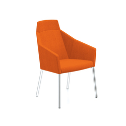 Parker III 2751/11 | Visitors chairs / Side chairs | Casala