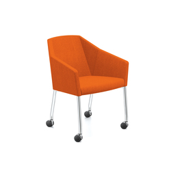 Parker III 2752/10 | Visitors chairs / Side chairs | Casala