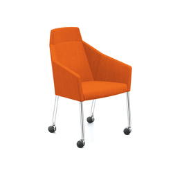 Parker III 2752/11 | Visitors chairs / Side chairs | Casala