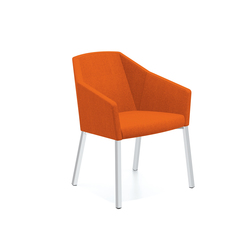 Parker III 2761/10 | Visitors chairs / Side chairs | Casala