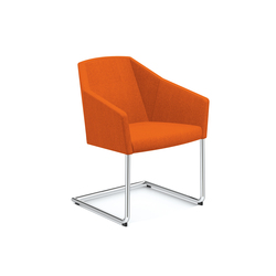 Parker III 2753/10 | Visitors chairs / Side chairs | Casala