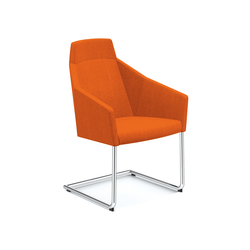 Parker III 2753/11 | Visitors chairs / Side chairs | Casala