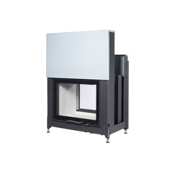 66x51S II | Fireplace inserts | Austroflamm