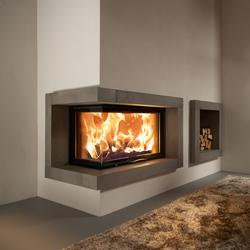 89x49x..S | Holz-Kamineinsätze | Austroflamm