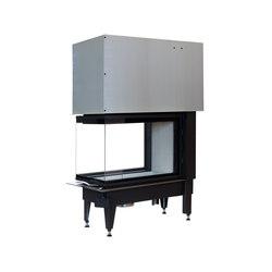55x51 S3 | Foyers fermés à bois | Austroflamm