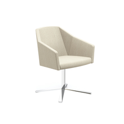 Parker IV 2722/10 | Visitors chairs / Side chairs | Casala