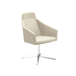 Parker IV 2722/11 | Visitors chairs / Side chairs | Casala