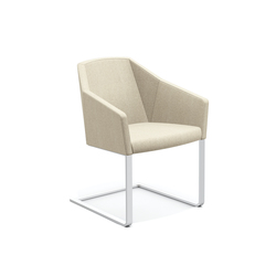 Parker IV 2723/10 | Visitors chairs / Side chairs | Casala