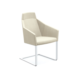 Parker IV 2723/11 | Visitors chairs / Side chairs | Casala