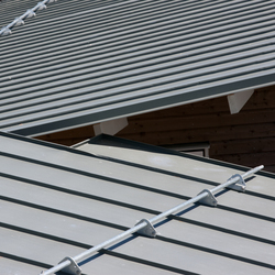 Roof covering | Double standing seam | Roofing systems | RHEINZINK