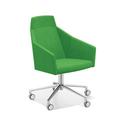 Parker VI 2731/11 | Visitors chairs / Side chairs | Casala