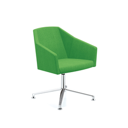 Parker VI 2732/10 | Visitors chairs / Side chairs | Casala