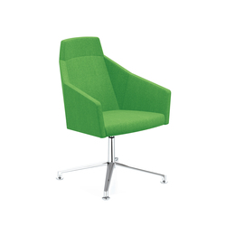 Parker VI 2732/11 | Visitors chairs / Side chairs | Casala