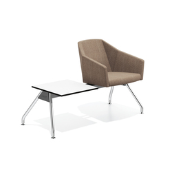 Parker Traverse tabletop | Beam / traverse seating | Casala