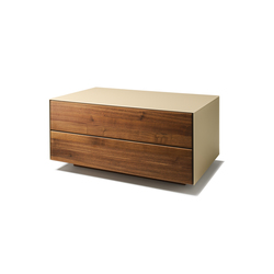 cubus pure table de chevet | Tables de chevet | TEAM 7
